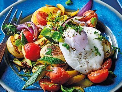 Try our 30 SmartPoints vegetarian menu | Weight Watchers UK