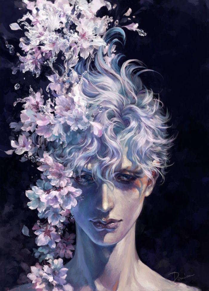 danaina: art prints are available on https://society6.com/demianasche