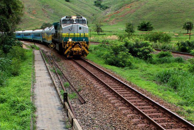 Trem Vitória Minas: Horários, passagens, itinerários. Veja! - Conheça Minas
