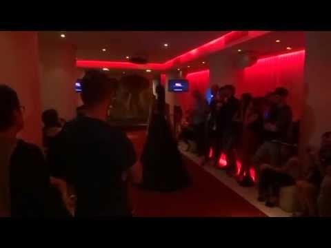 Fanscinante Fashion Show de Nacho Ruiz en el Hotel Pacha Ibiza