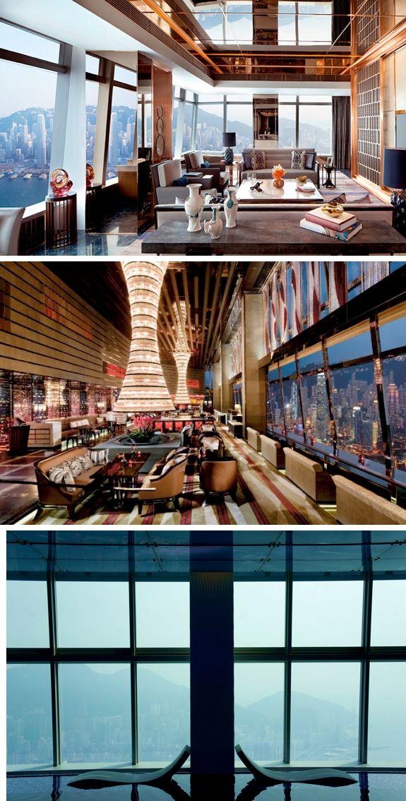 San Francisco Map Ritz Carlton%0A RitzCarlton  Hong Kong  Interior Photos