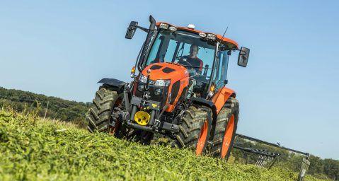 In Lille, Nordfrankreich, hat Kubota am Donnerstag den neuen Traktor M5001 vorgestellt. Dieses Modell tritt die Nachfolge der Modelle M8560 und M9960 an, die bisland über 5.800 Landwirte in ganz Europa gekauft haben.