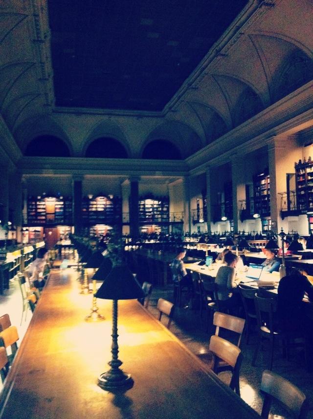 Library of uni wien