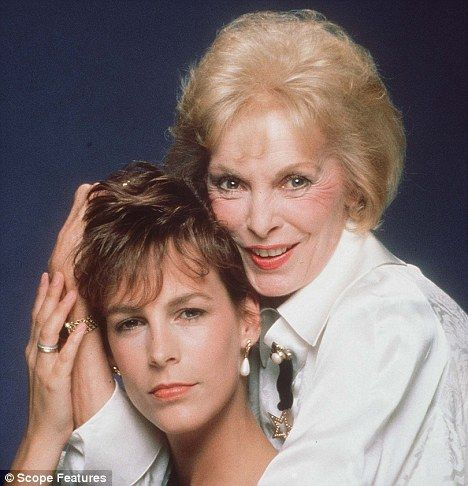 Janet Lee Curtis | Jamie Lee Curtis: My family loved dogs more than people | Mail Online