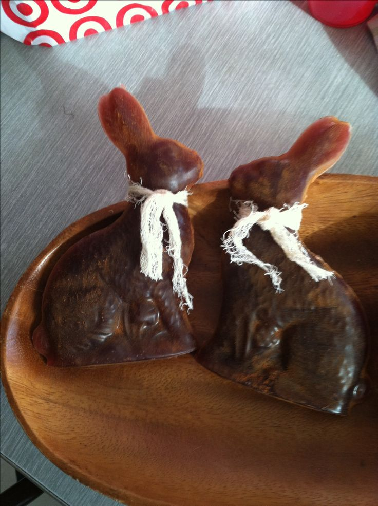 Sugar Rabbits For Cakes