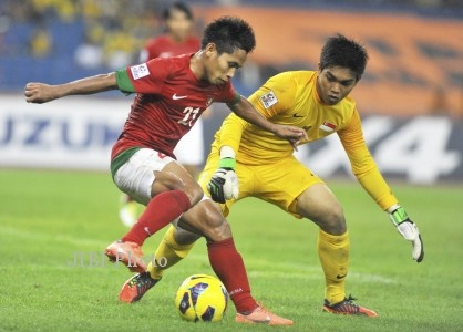 Gallery Timnas Indonesia Di Piala AFF 2012 - Suporterbola.Us