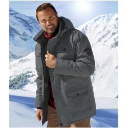 Parka Winter Snow mit vielen Taschen Atlas For Men