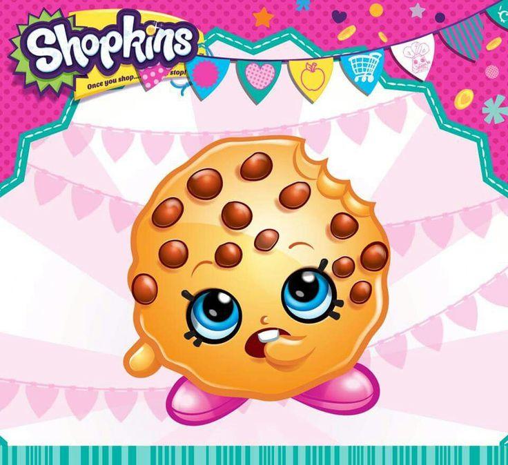 Cookie Cookie Shopkin Cake