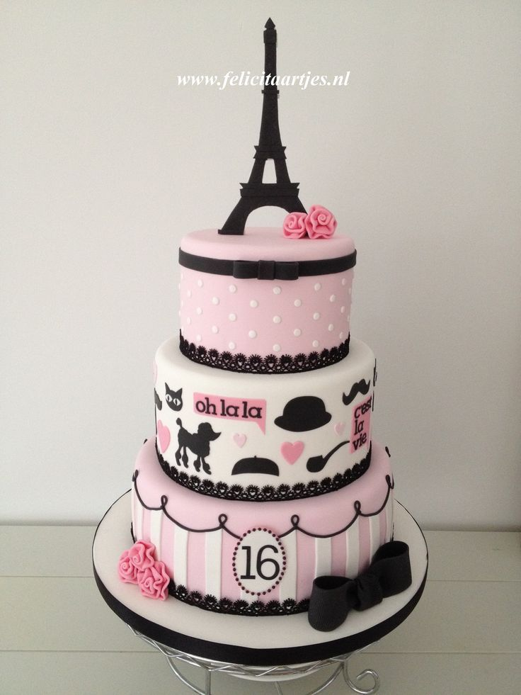pasteles de quinceañeras paris - Google Search
