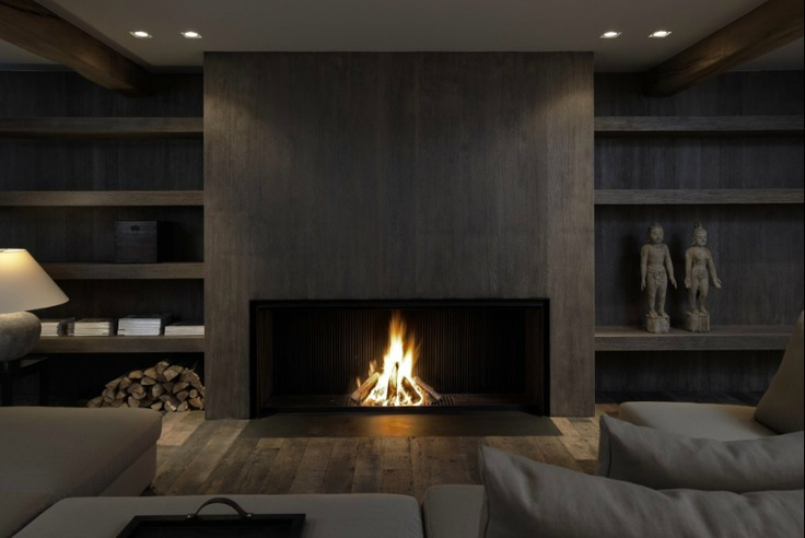 17 best images about fireplace overhaul on pinterest mantels mantles and hearth - Find best contemporary fireplace screen ...