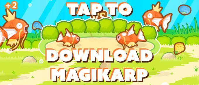 Magikarp Jump app is super quick fun [iPhone / APK download] Google Play as well as Apples App Store now have the next Pokemon game Magikarp Jump. This game is very likely the most inane Pokemon game in the history of Pokemon games  and not only on the mobile platform. This is the latest effort by The Pokemon Company to cash in on the Pokmon craze created in part by  Continue reading #pokemon #pokemongo #nintendo #niantic #lol #gaming #fun #diy