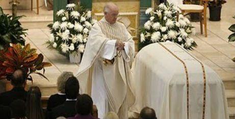 pentecostal funeral