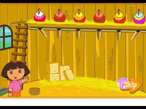 Dora Game Baby -dora games