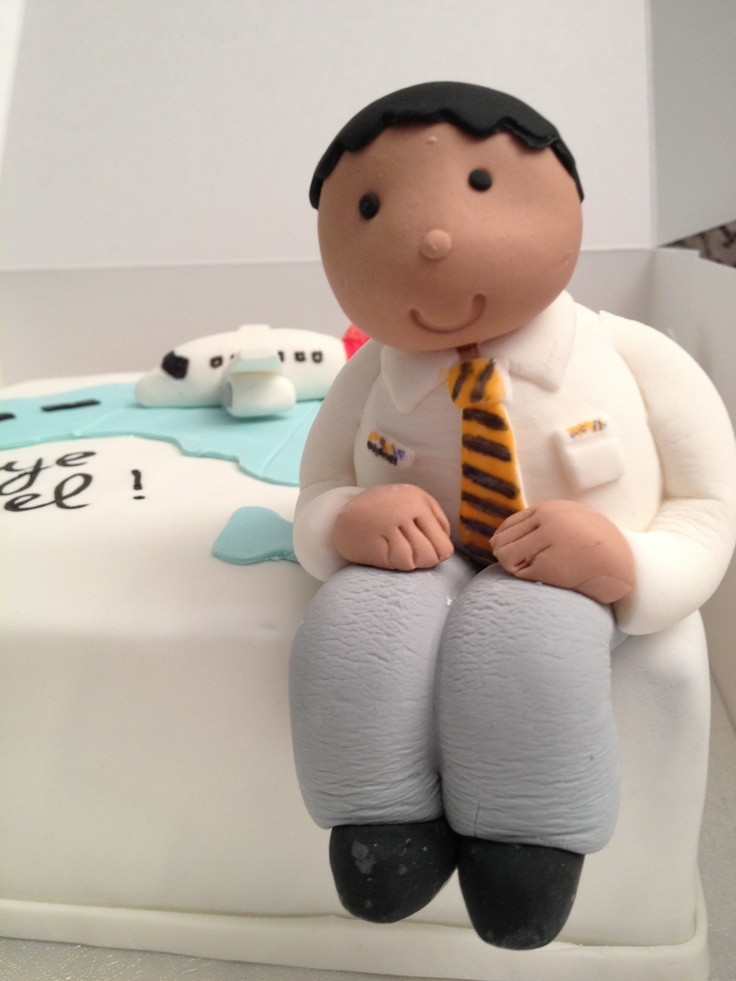 how to make a fondant person sitting