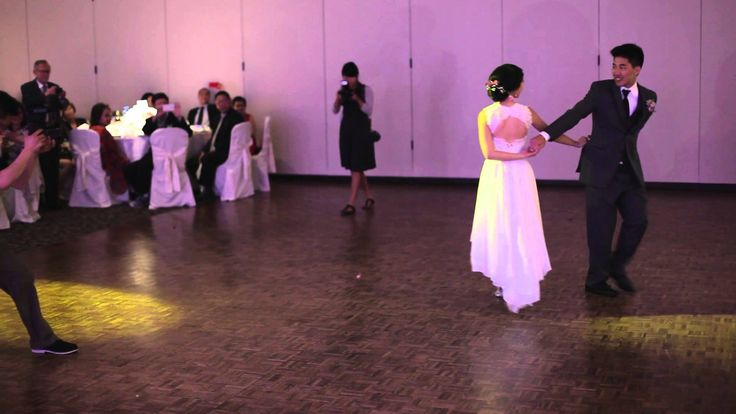 fun bachata wedding dance