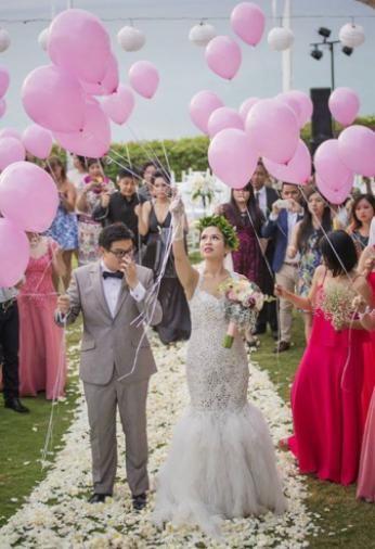 ryan & ajat hong wedding