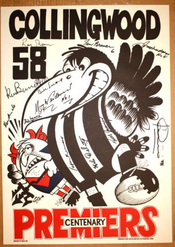 1958-Collingwood-Signed-Premiers-Weg-Poster-Limited-Edition-12-Signatures