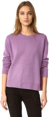 Shop Now - >  https://api.shopstyle.com/action/apiVisitRetailer?id=622400914&pid=uid6996-25233114-59 Vince Boxy Cashmere Sweater  ...