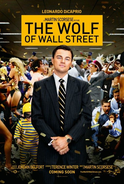 This film is the distilled essence of the oeuvres of the two masters in their respective fields : Leonardo DiCaprio and Martin Scorsese. DiCaprio plays a charming, lovable, scheming, arrogant, vulnerable drug addicted stock broker who strikes it big and almost gets away with it. Scorsese makes you want to stand up and clap every time he introduces a twist in the plot. The camerawork, the script, the dialogues are all top notch. If this doesn't get DiCaprio the Oscar, I wonder what will!