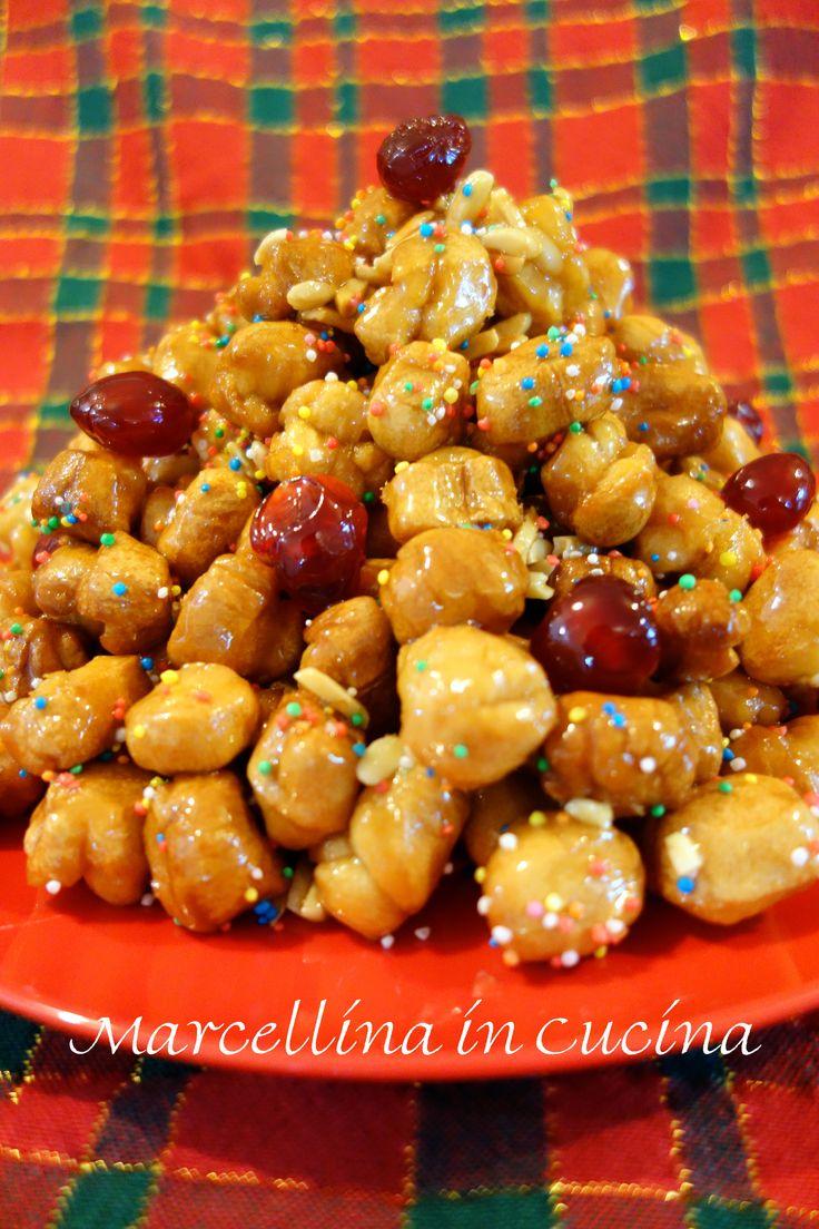 Struffoli - Christmas treat