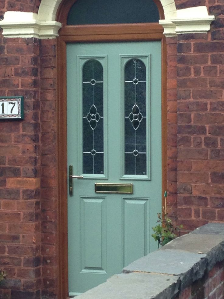 Another door that caught our eye