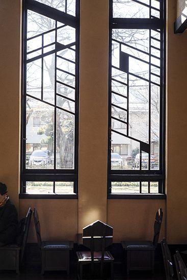 【休日ジャック!】フランク・ロイド・ライトが手掛けた名建築。「自由学園明日館」で大正ロマンに浸る休日