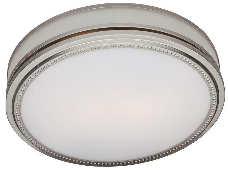 Bathroom Shower Exhaust Fan Light Combination