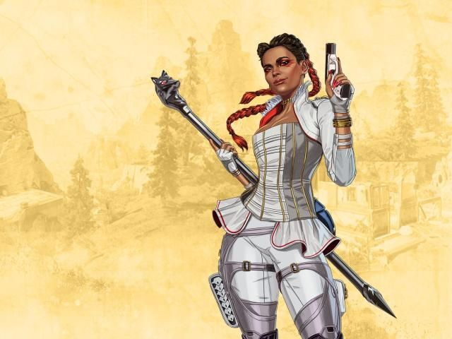Collection Of Loba Apex Legends Hd 4k Wallpapers Background Photo And Images In 2020 Apex Legend Girl Background
