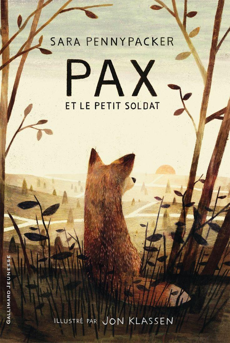 Pax et le petit soldat, La guerre est imminente. Lorsque le père de Peter s'engage dans l'armée, il oblige son fils à abando...