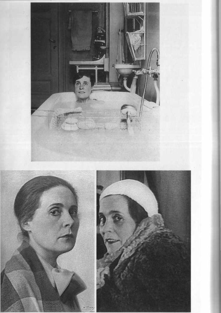 Лиля Брик. 1930-ые