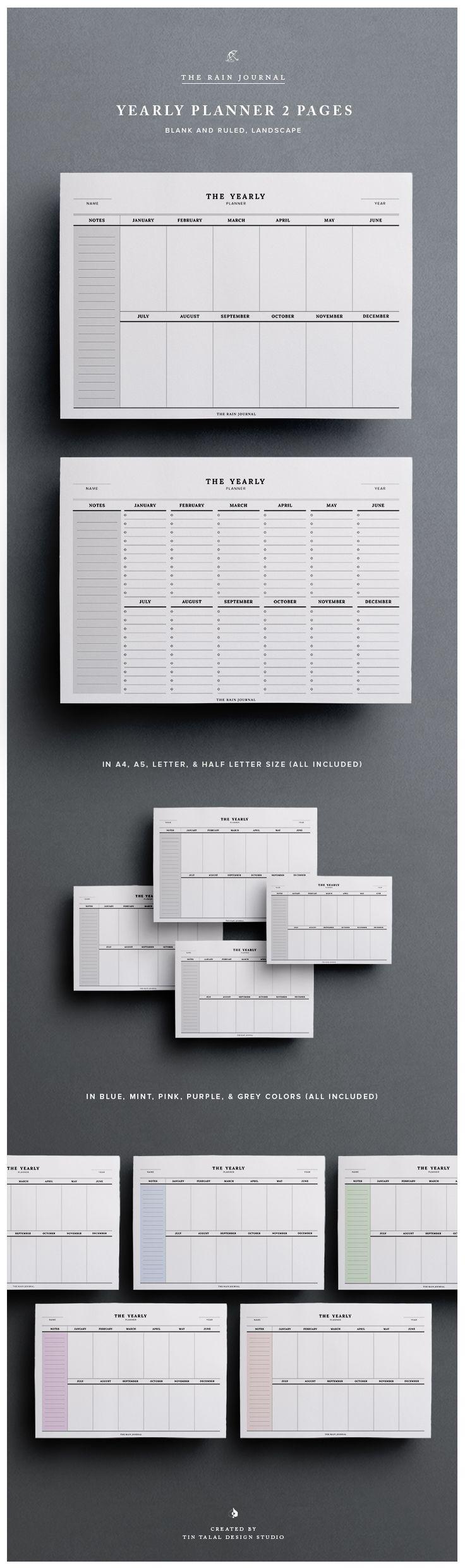 In Letter u0026 Half Letter size Wall