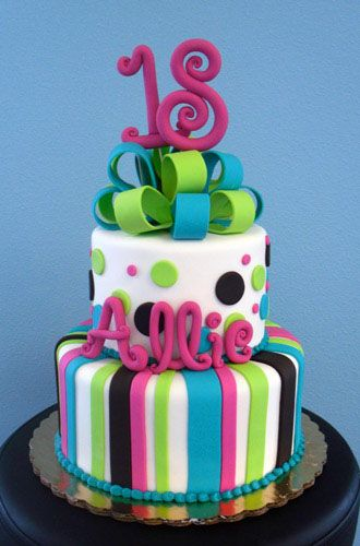 Birthday Cakes for Girls - Evite