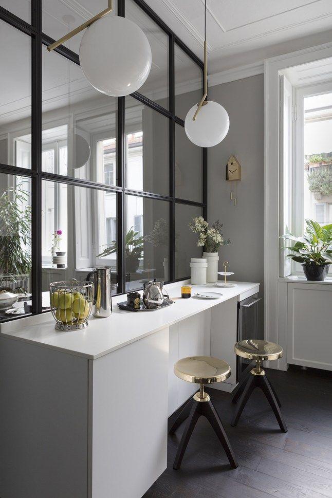 un appartement italien d cor par une designer planete deco a rh pinterest com