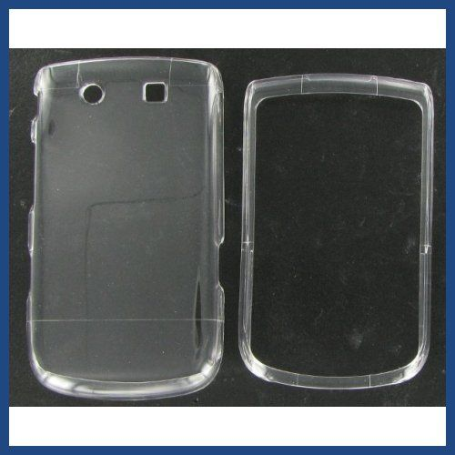 Buy Blackberry 9800/9810 Torch T-Clear Protective Case NEW for 6.95 USD | Reusell