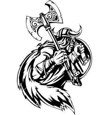viking symbol for warrior