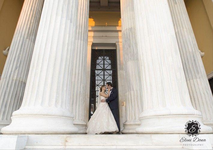 Photoshooting Athens, Greece - Wedding in Greece