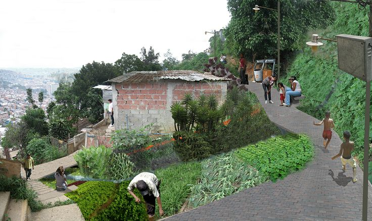 Galeria - Acupuntura urbana busca requalificar o bairro La Morán em Caracas, Venezuela - 51