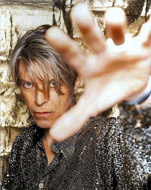 David Bowie. Your poster was on my wall when I was a kid. If it weren't a little weird, it would still be there.