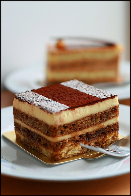 Chocolate cake from Thomas Haas