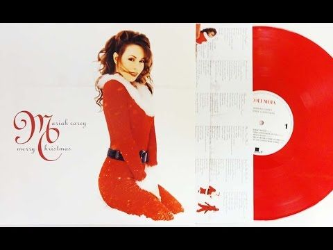 Mariah Carey Merry Christmas album 2017 - Best Christmas Songs Of Mariah...