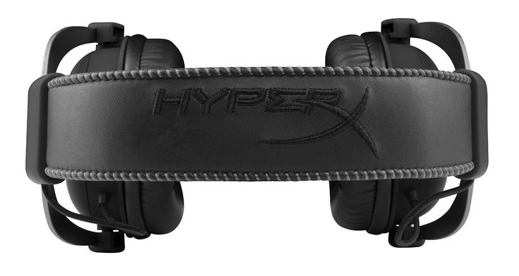 Introducing HyperX Cloud II Gaming Headset for Hi-Fi Gaming Experience with super soft padded headband, Memory foam ear pads