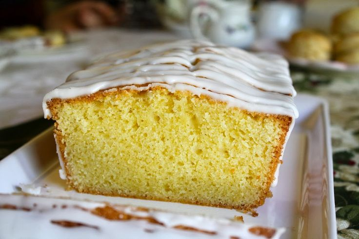 Starbucks Lemon Drizzle Cake Calories