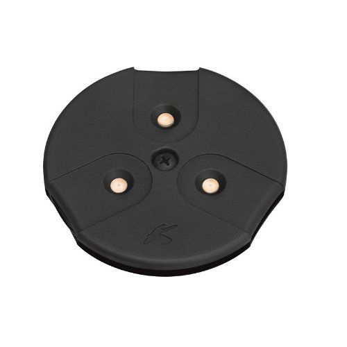 Kichler Lighting 12310BK 3 Light Design Pro LED Disc Under Light, Black by Kichler. $17.01. From the Manufacturer                Finish: Black, Light Bulb:(3)1w LEDs An ultra thin 3/8' profile means there's no need to recess the fixture. The Design Pro LED collection offers you advanced technology, superior optics and a pure, even flow of light. And, the cool operating temperature of the LED technology gives you a beautiful light source that can go virtually anywhe...