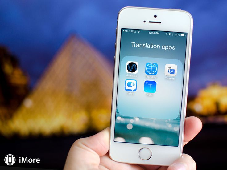 Best translation apps for iPhone: iTranslate Voice, iVoice, Google Translate, and more!  Whether you're traveling to new and interesting places or trying to talk to new and interesting people at home, thanks to the iPhone, language is no longer an absolute barrier to communication.