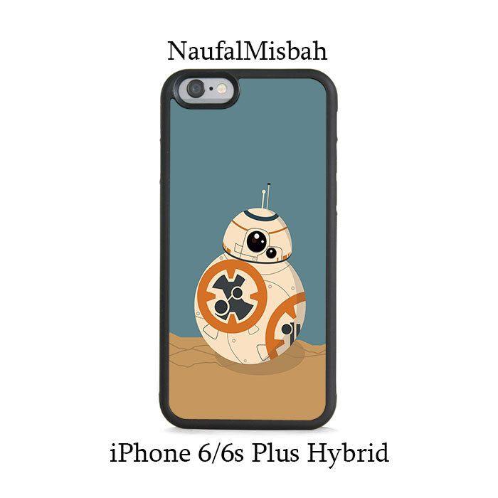 BB8 Starwars iPhone 6/6s PLUS HYBRID Case
