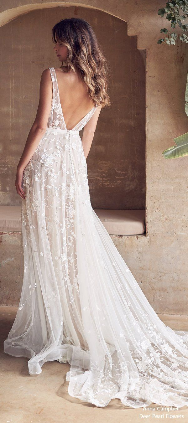 Anna Campbell 2019 Wedding Dresses – Wanderlust Collection