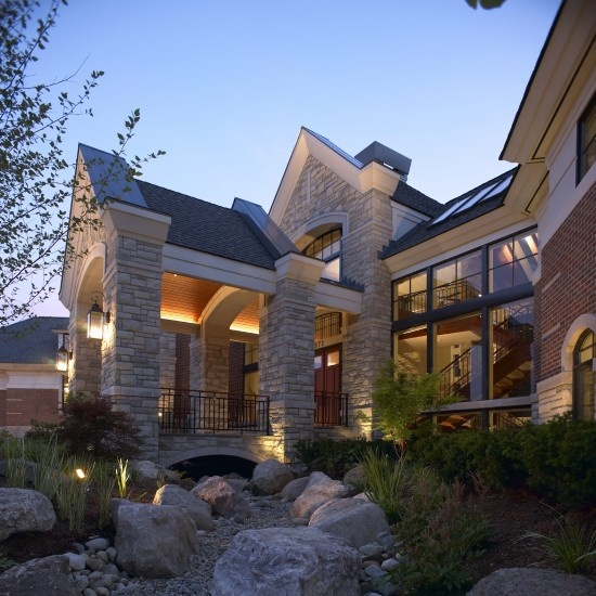 Pin By Lorna Macdougall On Garage Plans: Traditional Exterior Design, Pictures, Remodel, Decor And