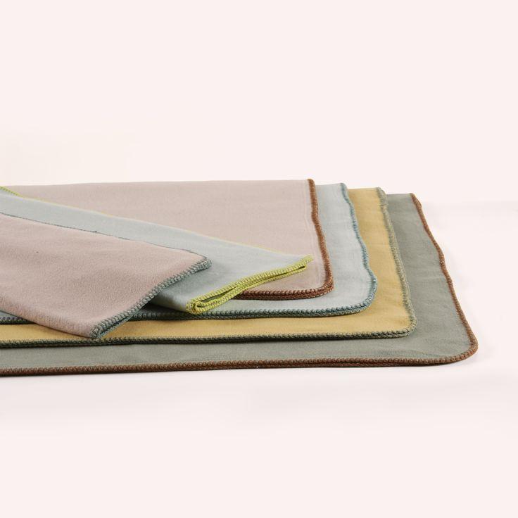 coco-mat fleece blankets