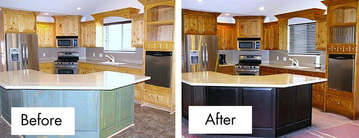 Kitchen Cabinet Refacing Phoenix Alluring Design Inspiration