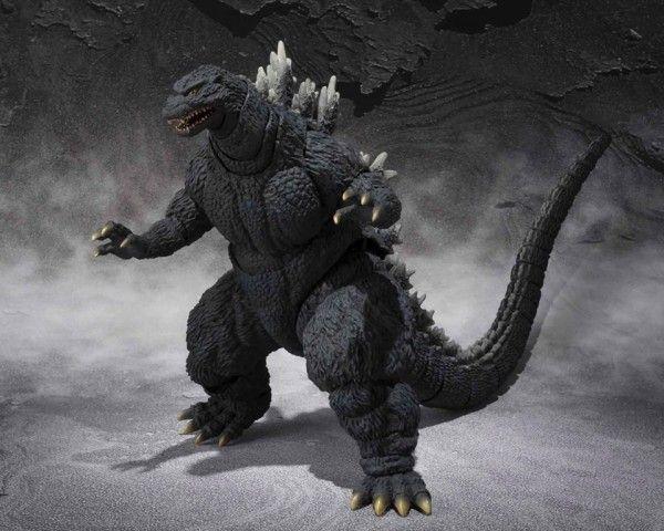 ToyzMag.com » S.H. MonsterArts – Godzilla 1995 Birth
